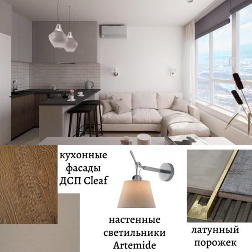 кухонные фасады ДСП Cleaf.png